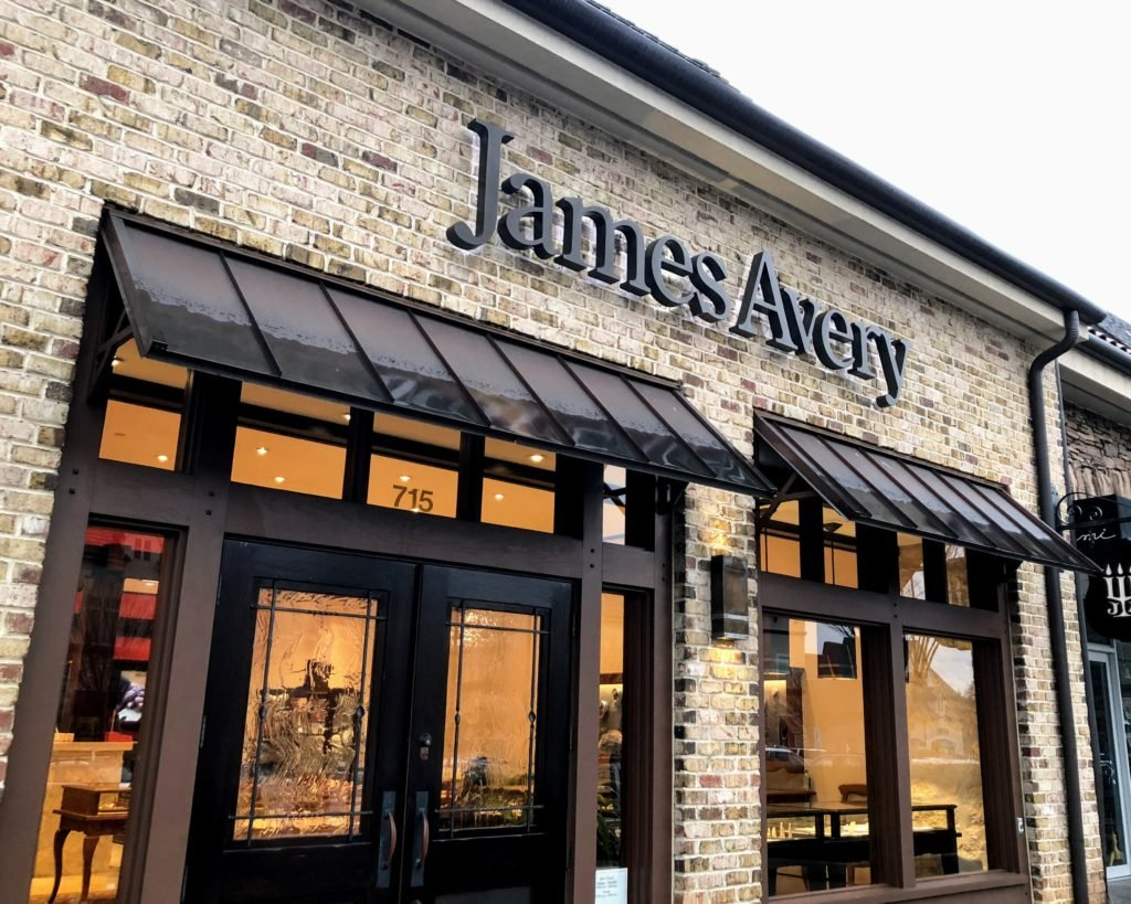 James Avery, James Avery jewelry, James Avery Valentine's Day collection, James Avery jewelry in Norcross, custom designed jewelry