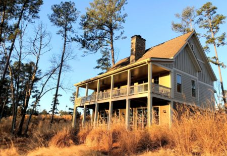 Reynolds lake oconee cottages