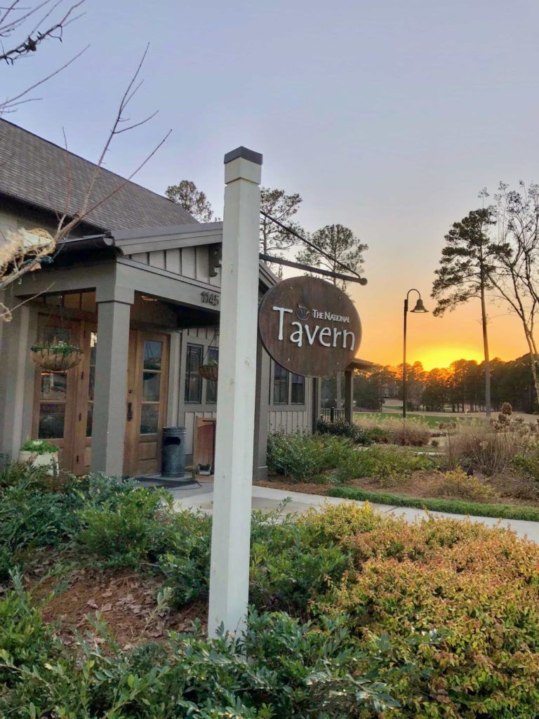 national taver, lake oconee restaurants