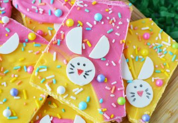 How To Make Easter Bunny Candy Bark – Fun Idea For Easter
