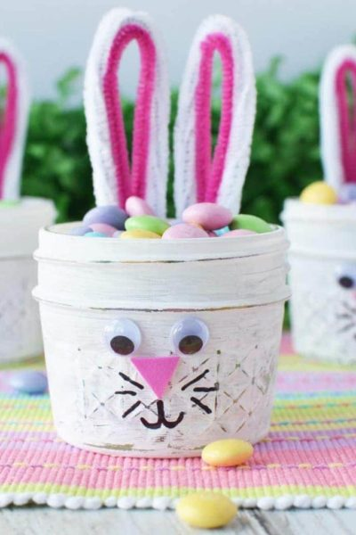 easter diy, easter craft, easter, things to make for easter, mason jar craft