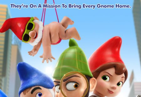 Sherlock Gnomes Movie