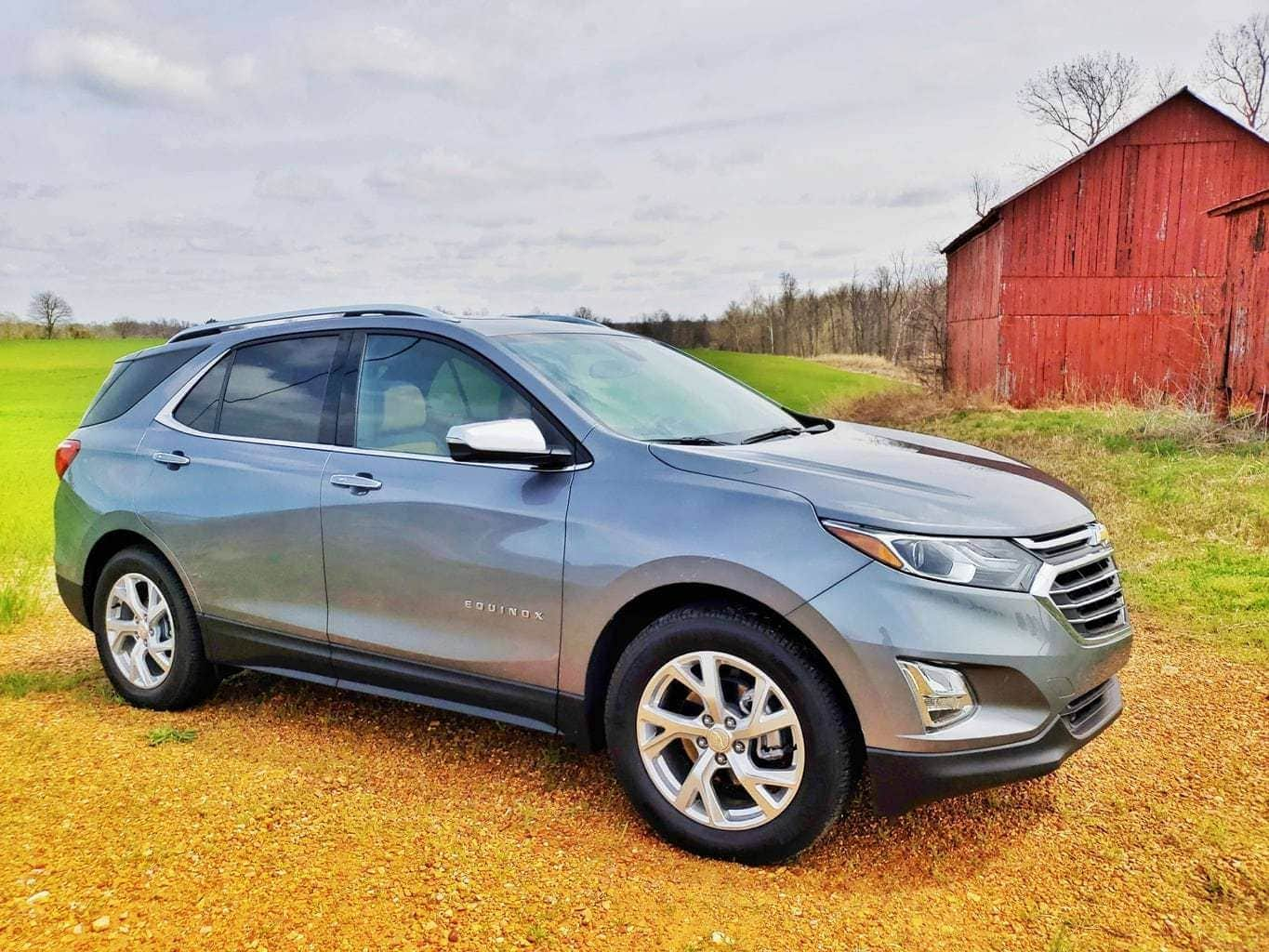 Road Tripping to Missouri in the 2018 Chevrolet Equinox Diesel