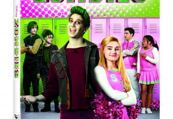 Disney's ZOMBIES Comes To DVD – Giveaway