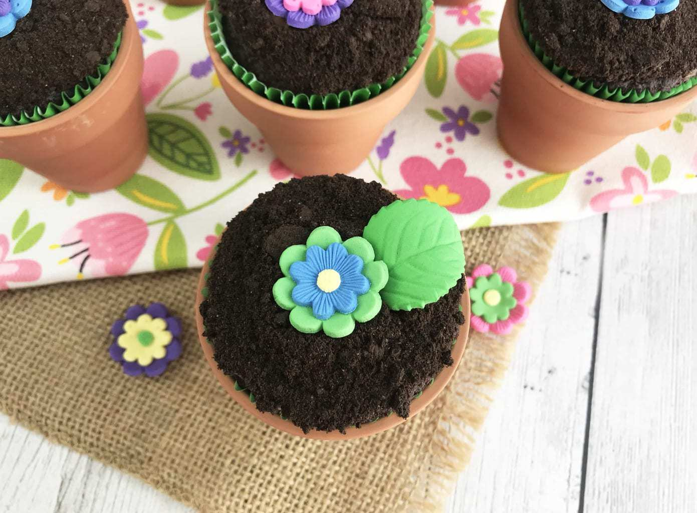 Mother's Day ideas, Mother's Day Cupcakes