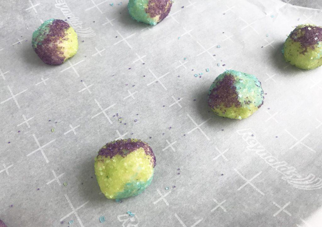 Mermaid Sugar Cookies, Mermaid Cookies, Mermaid Treats