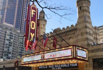 Upcoming Fox Theater Atlanta Schedule Thru April 2019