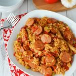 Instant Pot Jambalaya With Sausage – A New Orleans Favorite