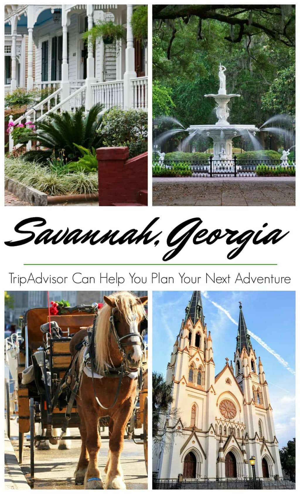 #ad When I think of a romantic destination, I think of Savannah, GA. It is such a beautiful city and a place to spend a romantic weekend getaway. With the help of @TripAdvisor you can discover new and exciting things to do #TripAdvisor