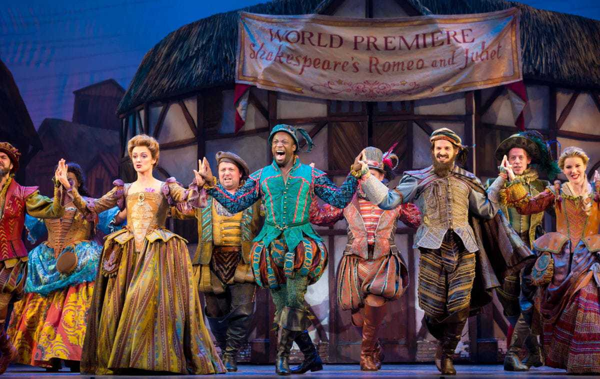 Something Rotten Playing at Atlanta's Fox Theatre | Giveaway