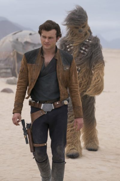 SOLO: A STAR WARS STORY Trailer, Posters, & Coloring Pages