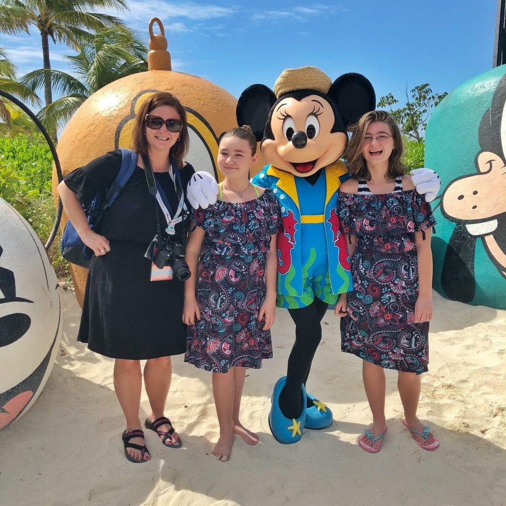 family travel blog, atlanta family blog, Disney's Castaway Cay, Disney Cruise Line, family travel blogger, travel blogger