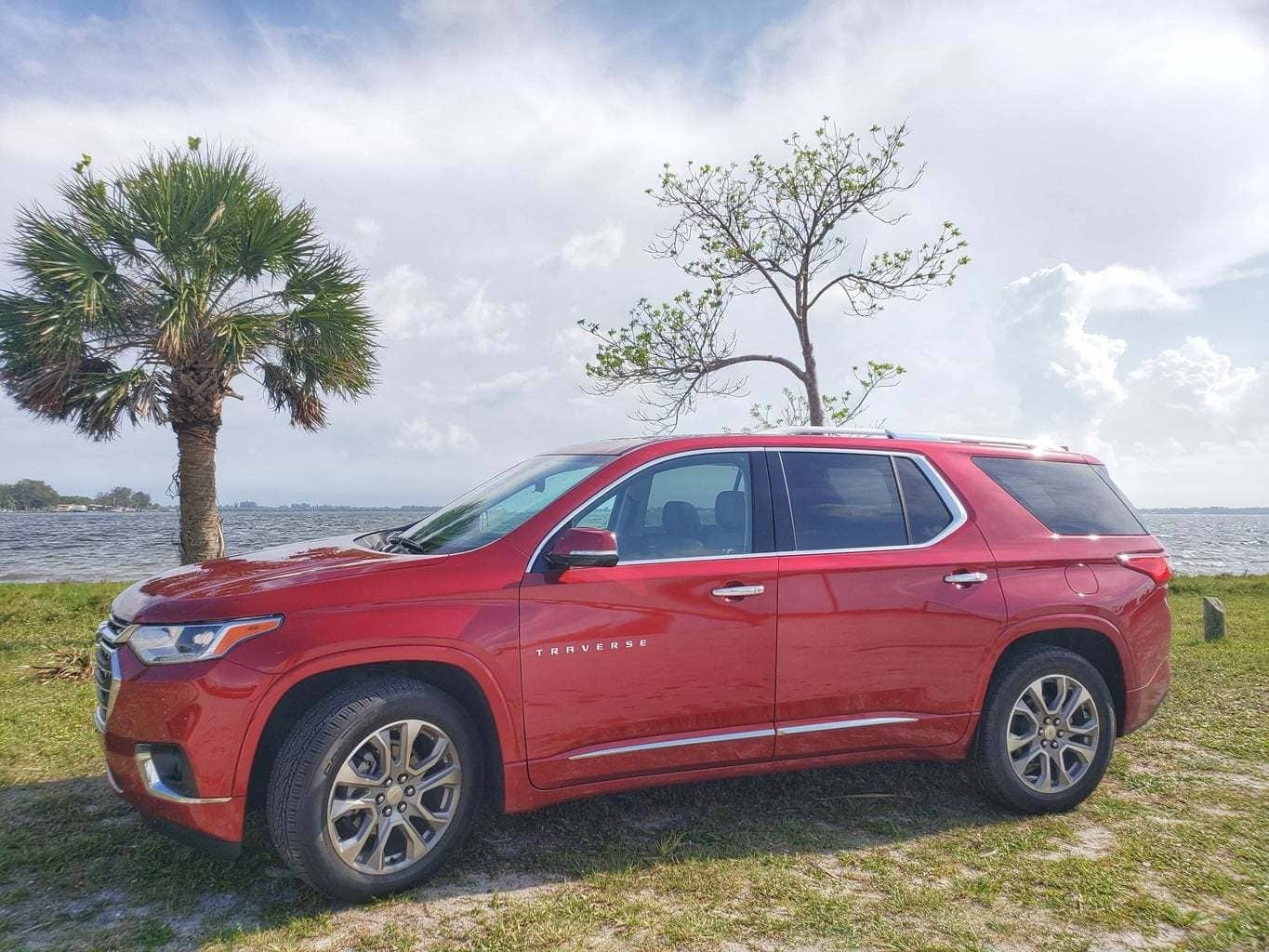 Our Florida Road Trip with the 2018 Chevy Traverse