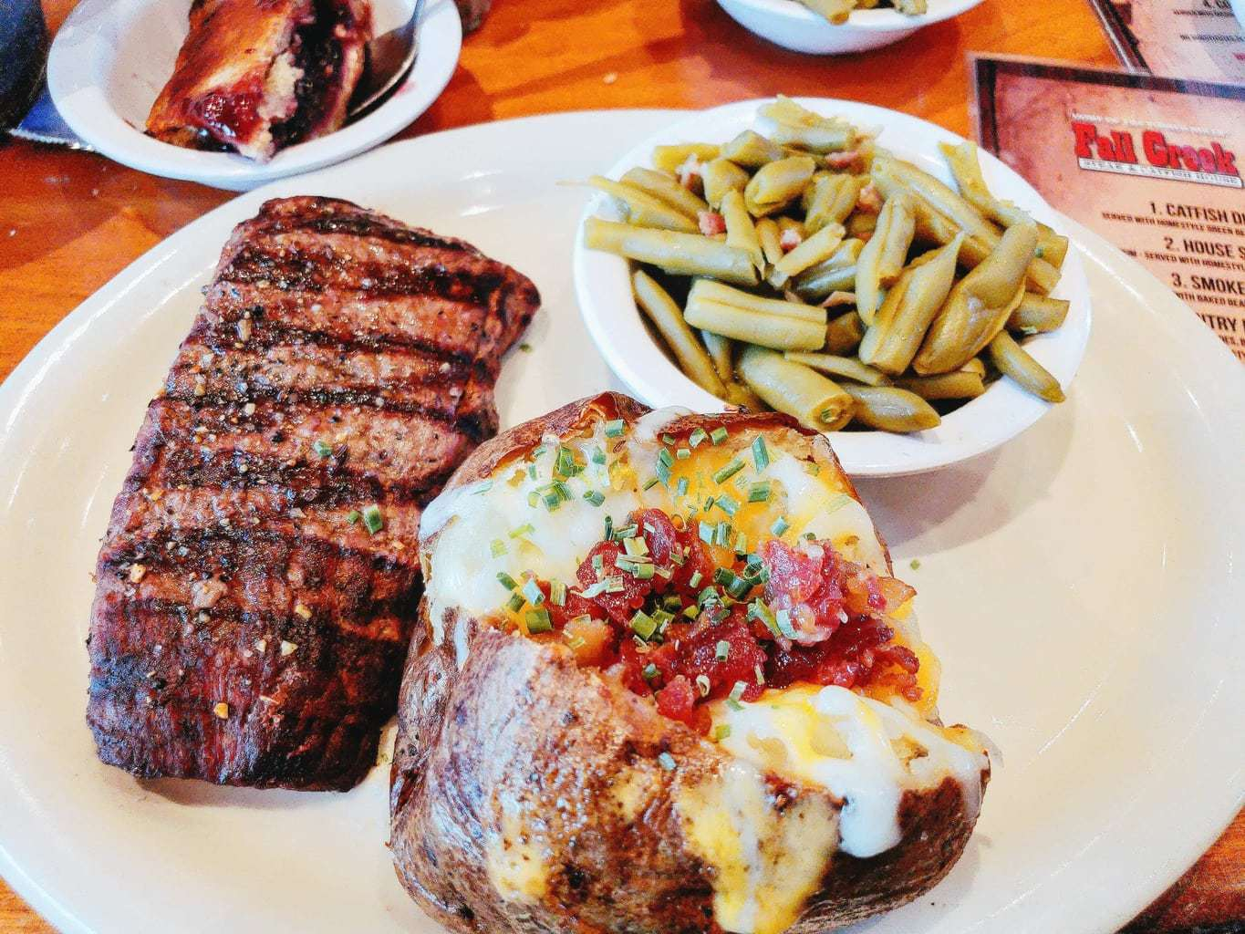 fall creek steak house in Branson, Miss Molly's Mill, Branson restaurants, fun restaurants in Branson, restaurants in Branson, dining in Branson