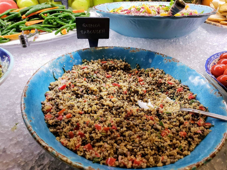 fogo, fogo de chao, fogo spring menu, Brazilian steakhouse, Fogo locations in atlanta, Fogo Table Market, Table Market Salad