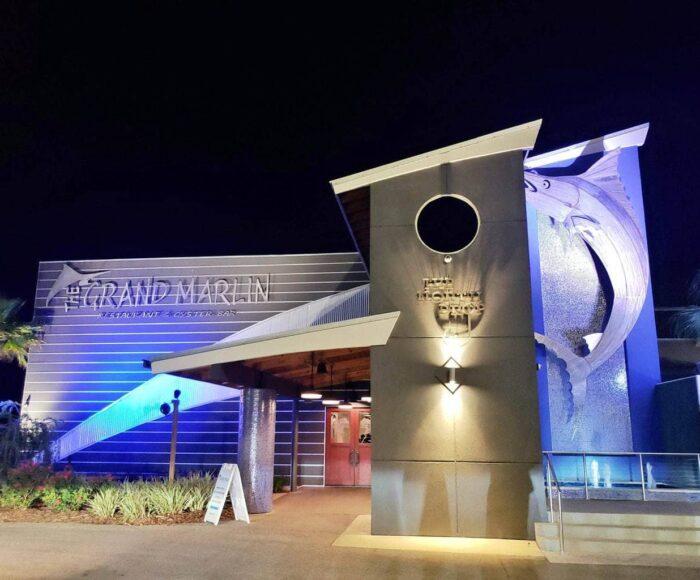 The Grand Marlin Restaurant, The Grand Marlin in PCB, The Grand Marlin Oyster Bar, Seafood Restaurants in Panama City Beach