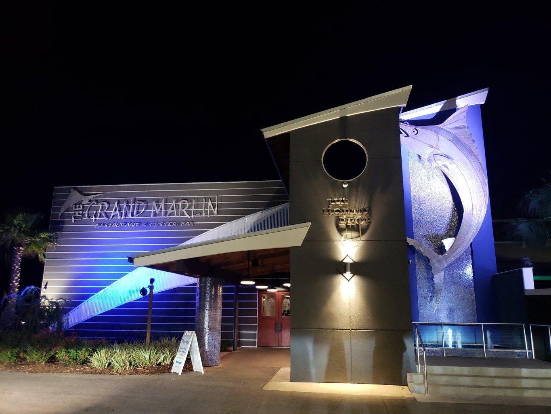 Grand Marlin Restaurant in Panama City