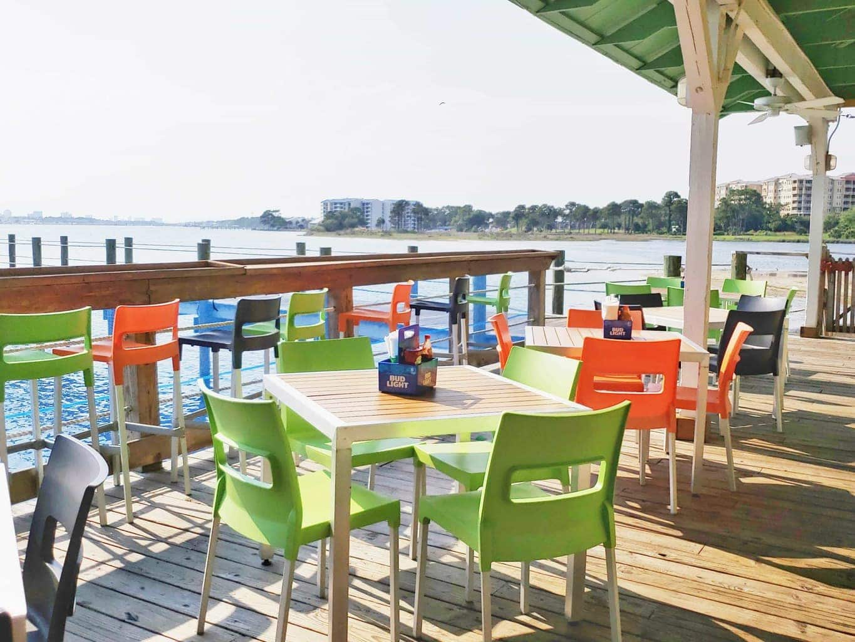 Pelicans Bar And Grill Panama City Beach Florida