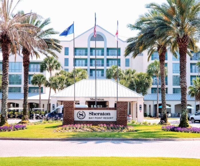 Sheraton bay point, hotels in Panama City beach, Sheraton hotels in PCB, Sheraton Hotels in Florida, Hotels near Shell Island