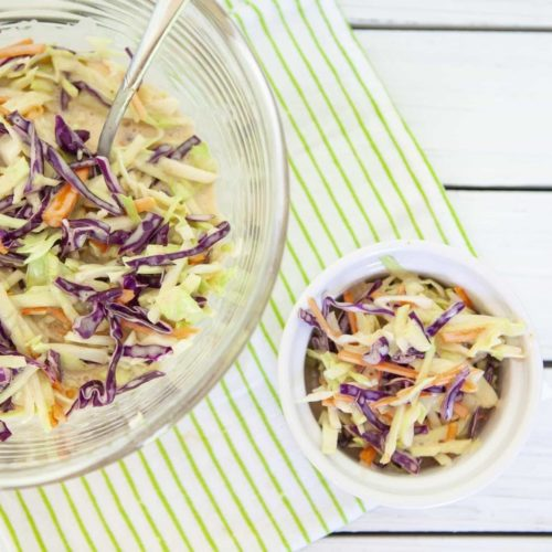 Spicy Coleslaw, Summer Coleslaw, Sweet and Spicy Coleslaw, Spicy Summer Slaw
