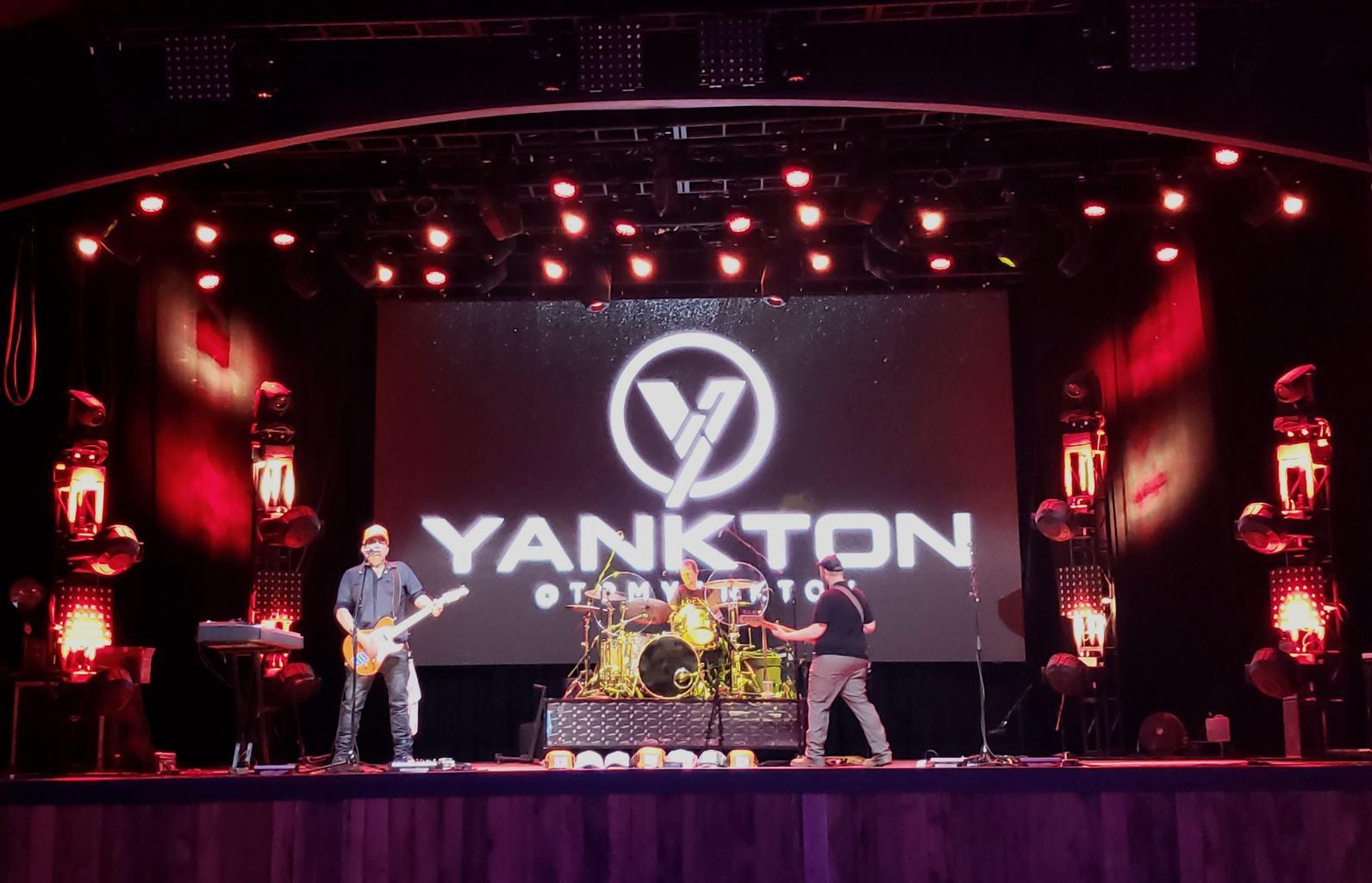 tom yankton band, wildhorse saloon band schedule