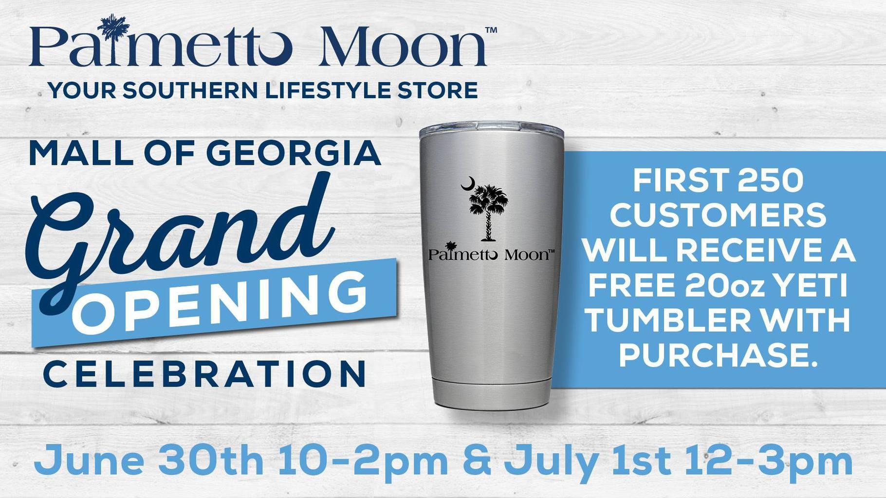 Palmetto Moon Stores in Georgia