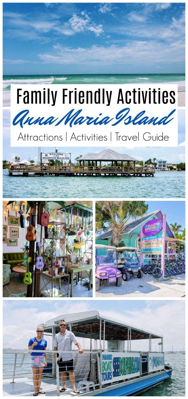 Anna Maria Island Activities