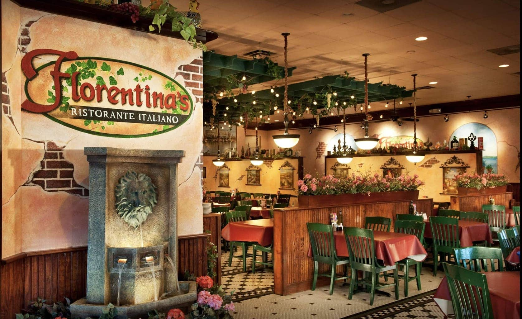 Florentina's Ristorante Italiano – Authentic Italian Food in Branson, MO