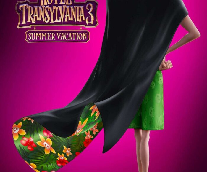 Hotel Transylvania 3 Movie Poster