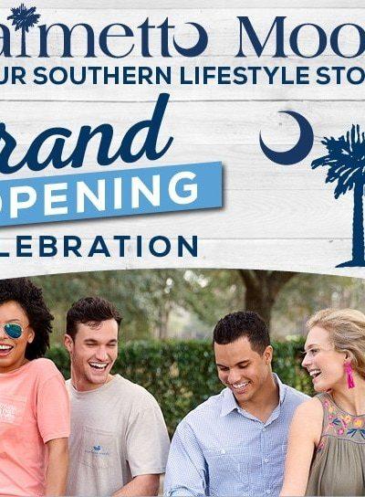 Palmetto Moon Perimeter Mall Grand Opening Celebration – August 25th & 26th