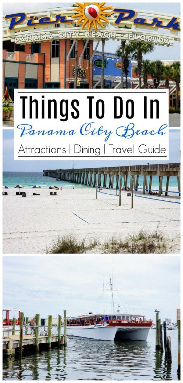 There's no shortage of things to do in Panama City Beach. With white-sand beaches, watersports, attractions, fine dining, not-so-fine dining (in a good way), and more, you'll never worry about finding things to do in Panama City Beach. #RealFunBeach #PCBPartner #PanamaCityBeach