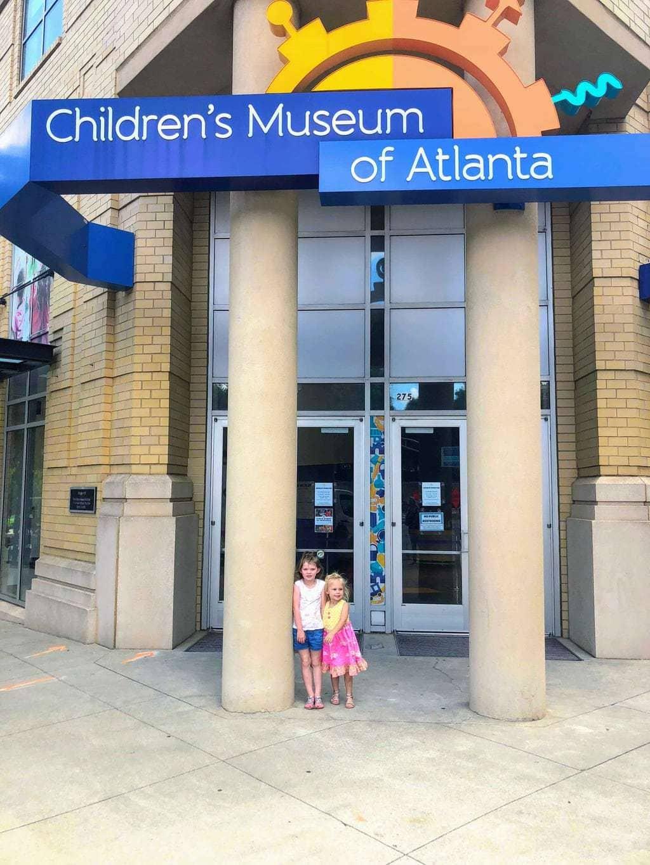 Children's Museum of Atlanta, Tips When visiting Children's Museum of Atlanta