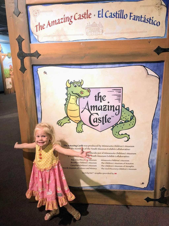 Children's Museum of Atlanta, The Amazing Castle