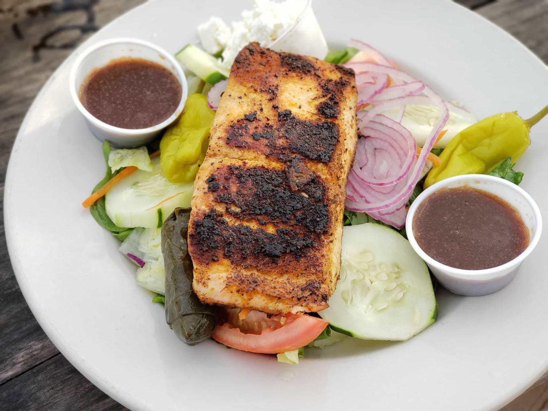 Gulf Cafe Drive, dining in Anna Maria Island