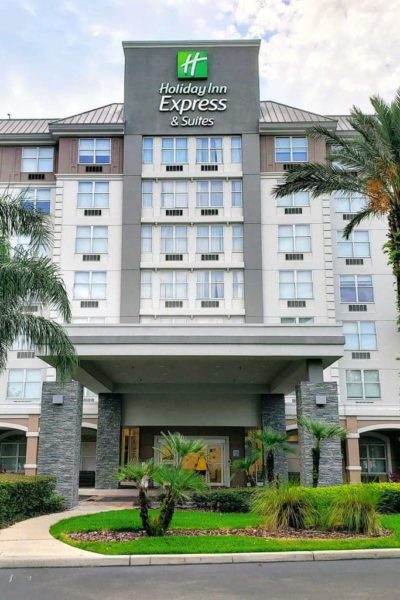 Holiday Inn Express & Suites in Kissimmee, Affordable Hotels near Disney World