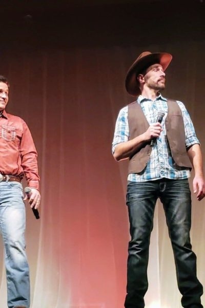 Hughes Music Show in Branson – Talented Family Born to Entertain