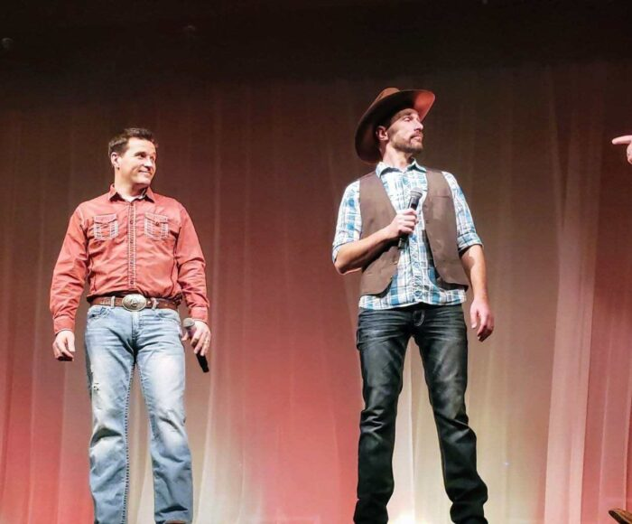 Hughes Brothers Show in Branson
