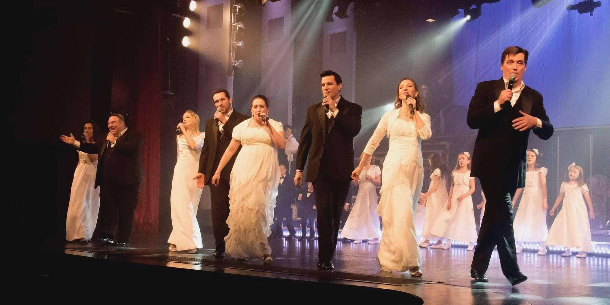 hughes music show, branson entertainment, branson theatre