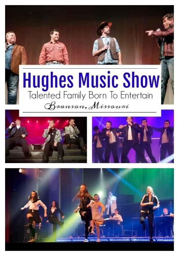 One show that you absolutely don't want to miss on your next trip to Branson is The Hughes Music Show, the