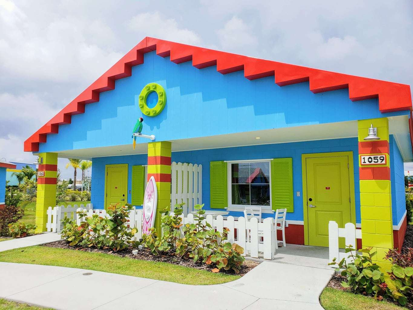 A Look Inside: Legoland Beach Resort and Legoland Florida Theme Park