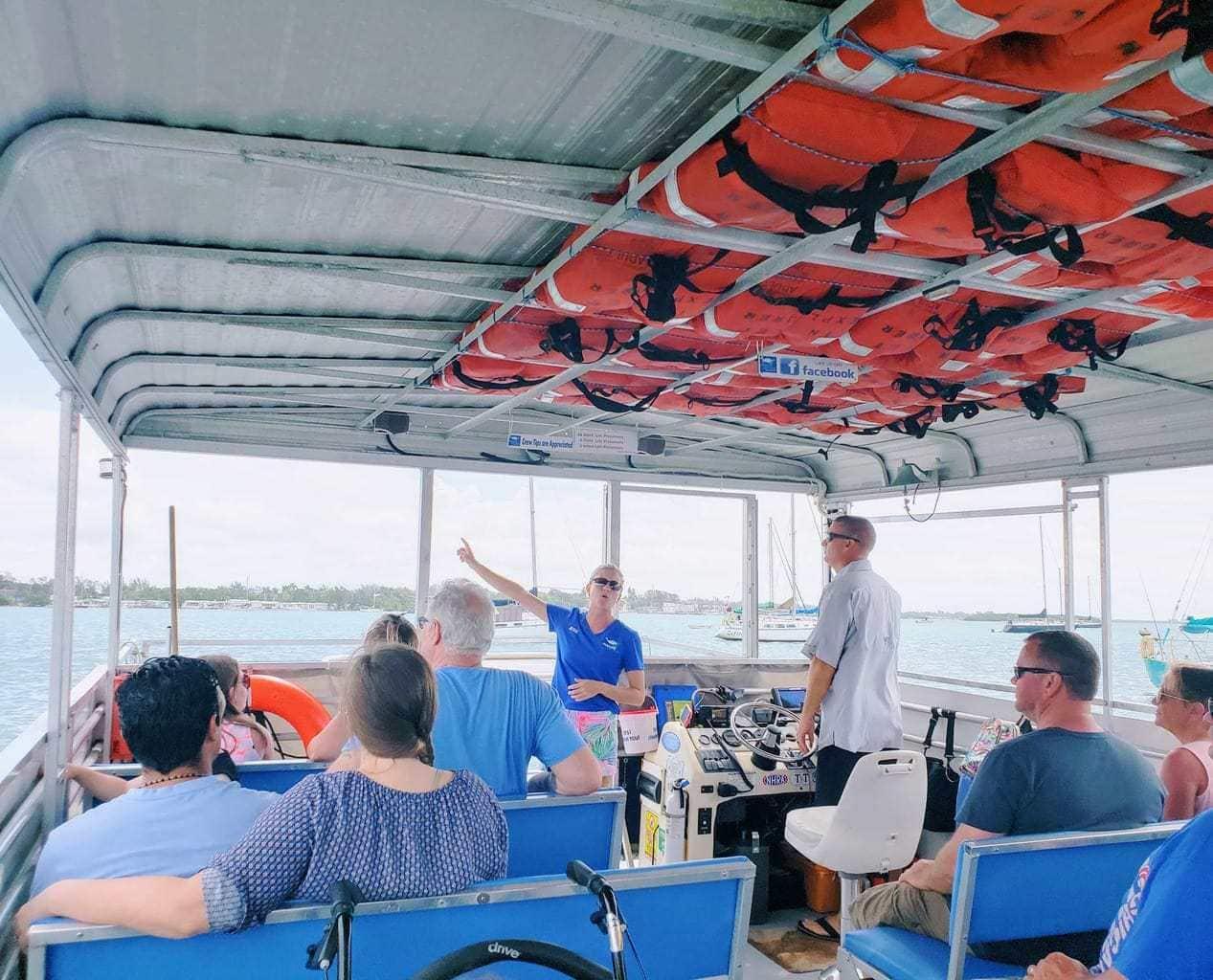 Paradise Boat Tours