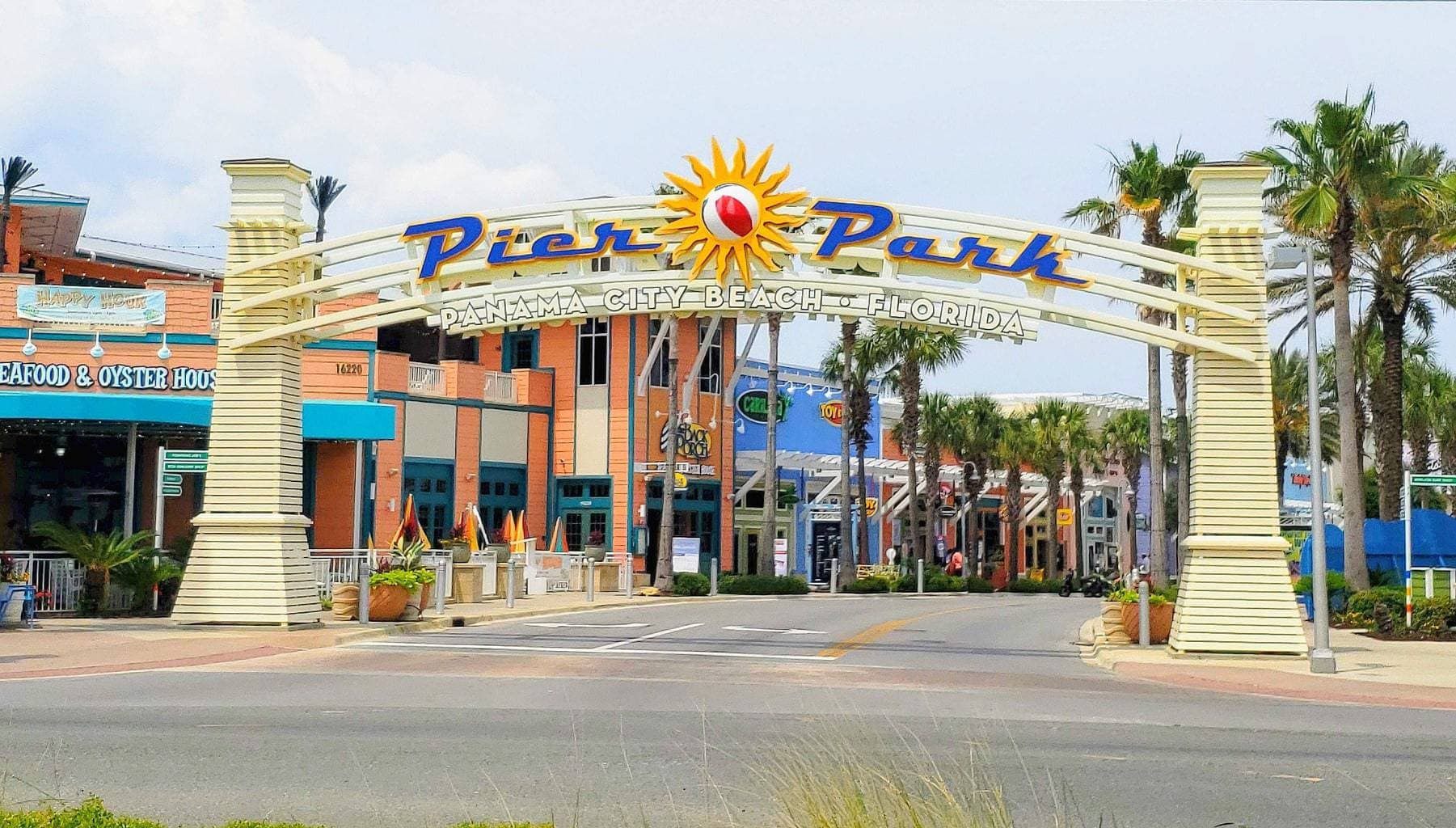 Pier Park, Panama City Beach, Real Fun Beach, Florida Beaches