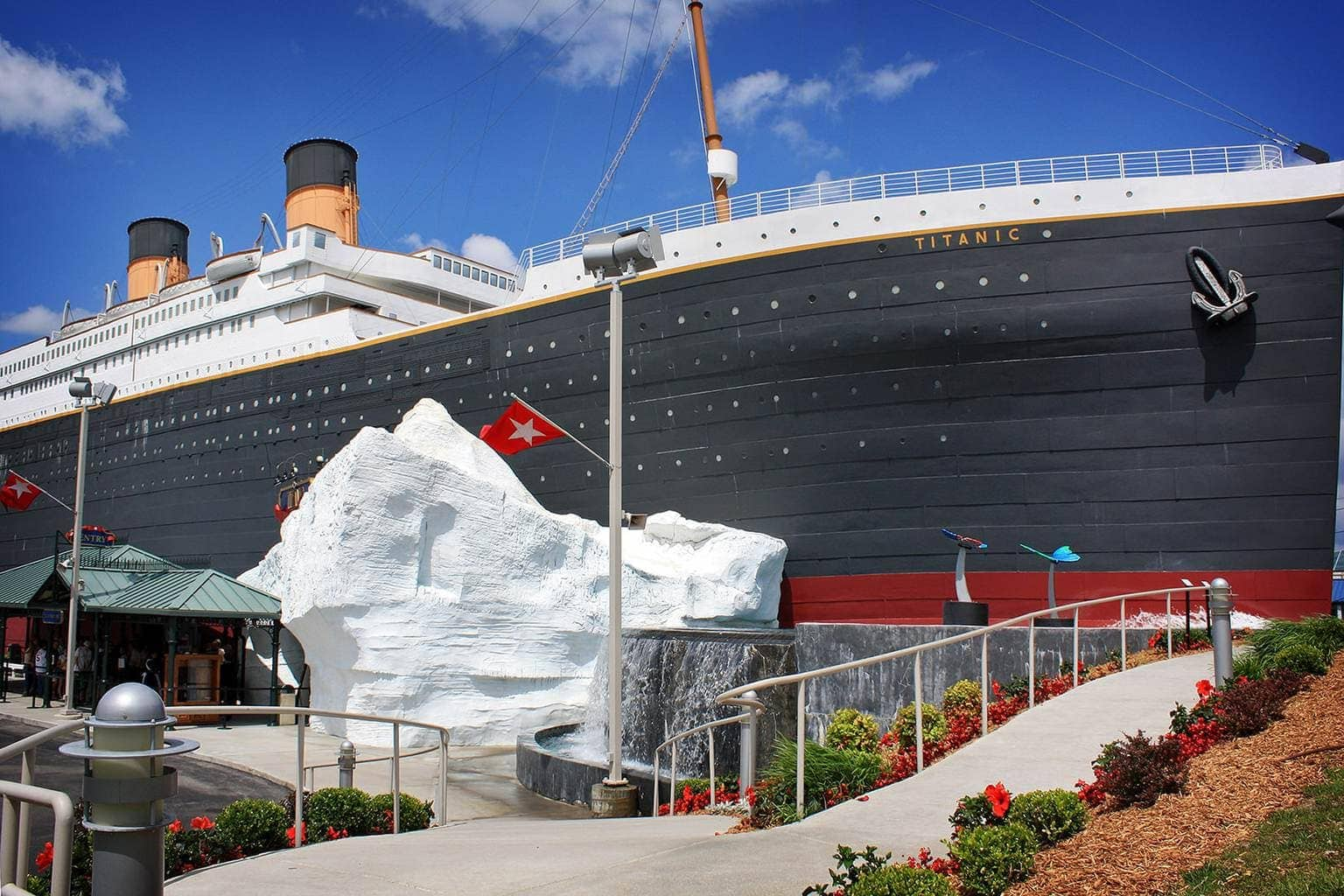 Titanic Museum in Branson: Interactive Experience and Self Guided Tour