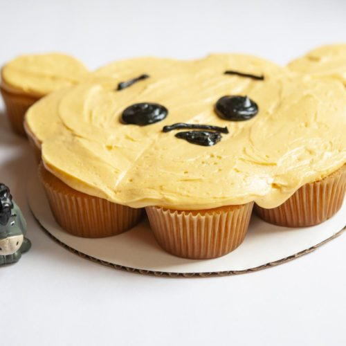 Winnie the Pooh Pull Apart Cupcakes