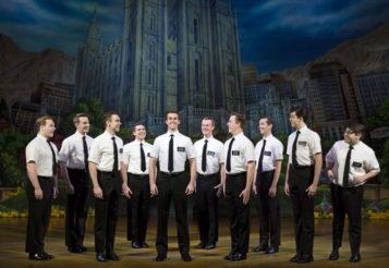 The Book of Mormon Will Play At Atlanta's Fox Theatre July 17-22
