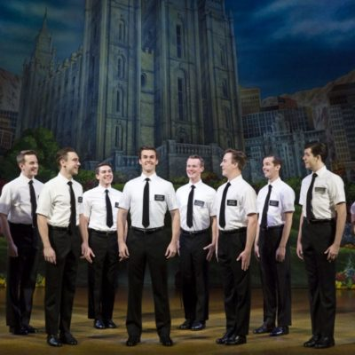 The Book of Mormon Will Play At Atlanta's Fox Theatre July 17-22