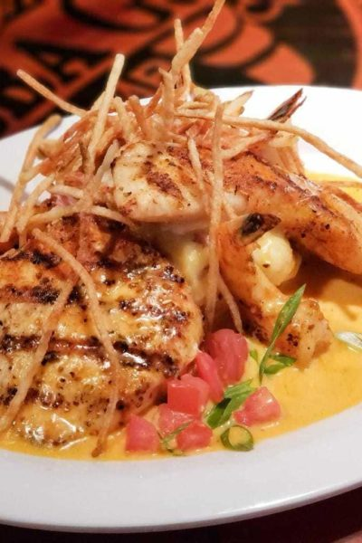 Bubba Gump Shrimp Co. Restaurant and Market – Out of this World Seafood