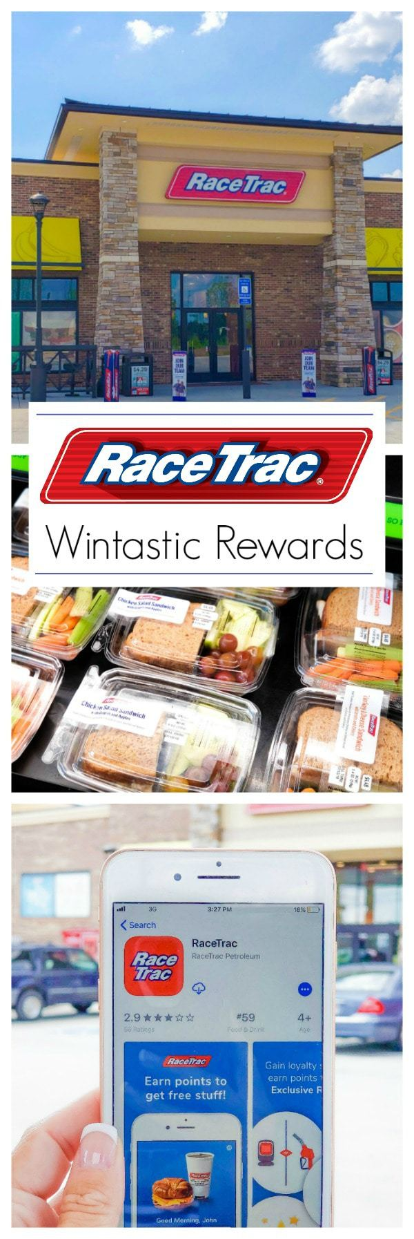 #ad No matter what the cravings, RaceTrac has you covered! Don't forget to download the Wintastic Rewards app to make certain that you're entering yourself every time you purchase an item! All you have to do is literally download, purchase, scan and win. It's just that easy! #RaceTrac #WintasticRewards