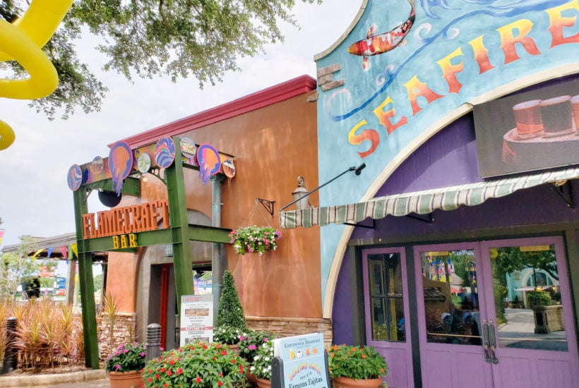 Is SeaWorld's All Day Dining Plan Worth it? SeaWorld Dining
