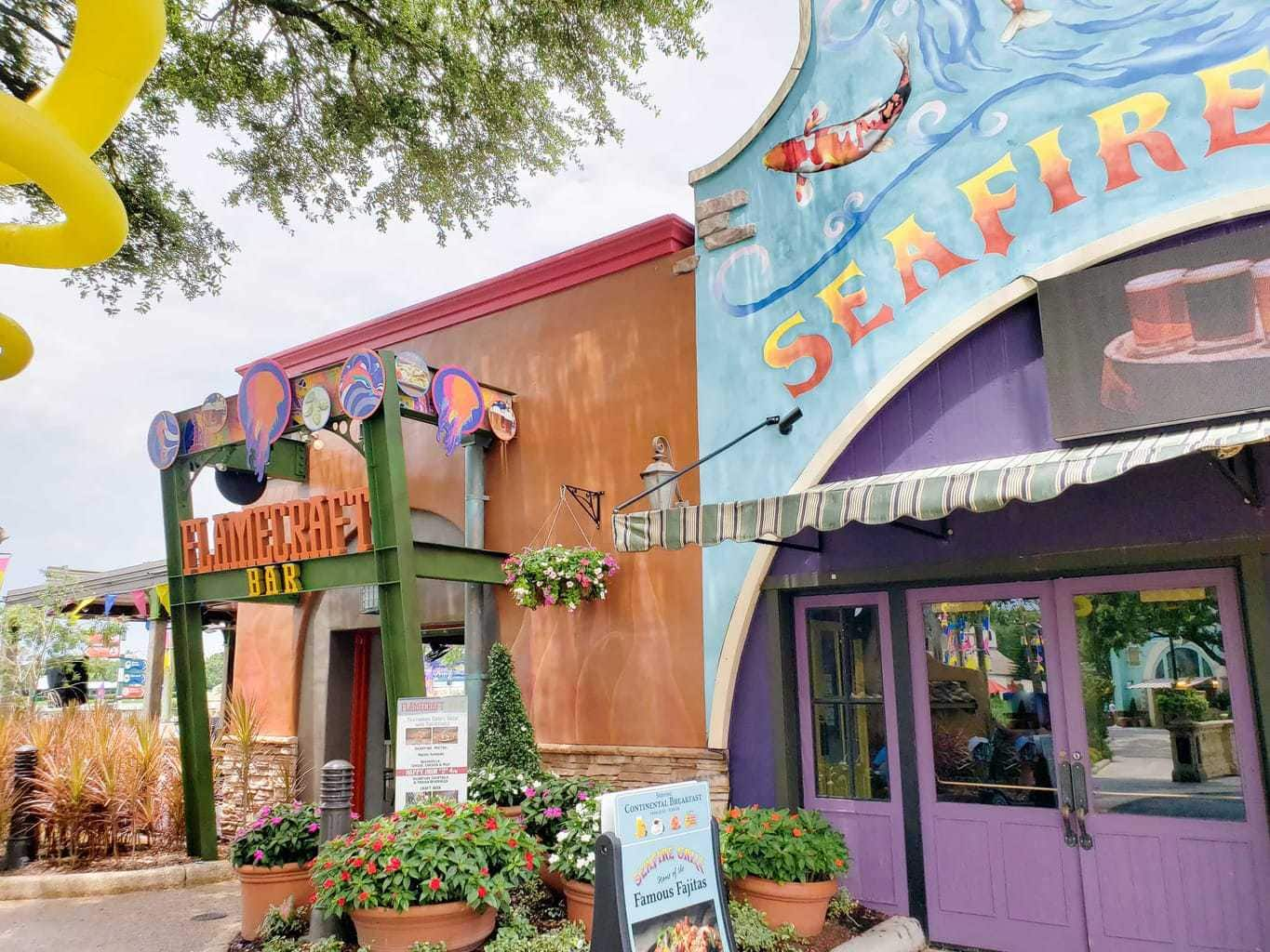 Seaworld Dining Options Save Time And Money With The All